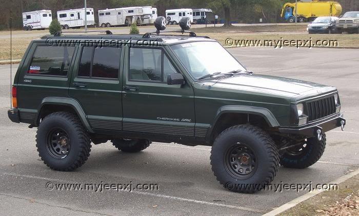 cherokeeforum.com1995 3 lift 31 tires - Jeep