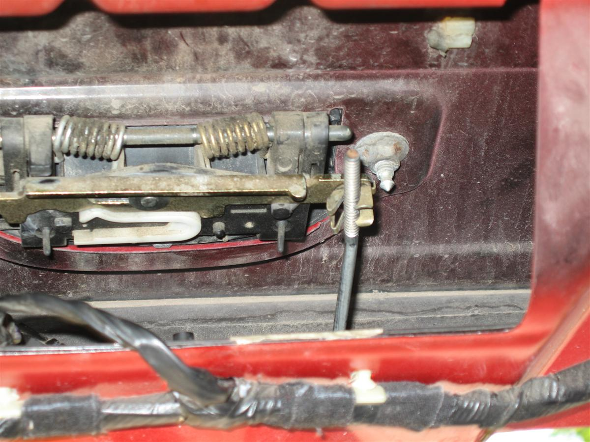 Side of The Latch